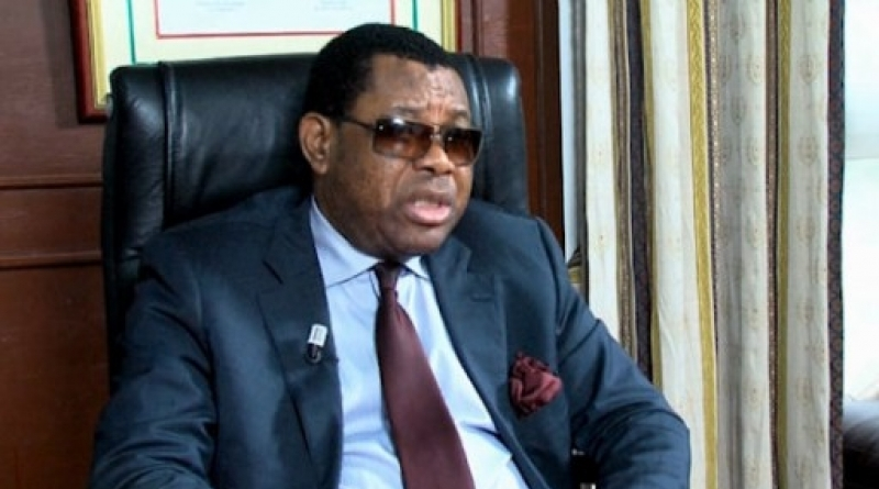 Emmanuel etoundi oyono dg du port autonome de douala est - Site internet du port autonome de douala ...