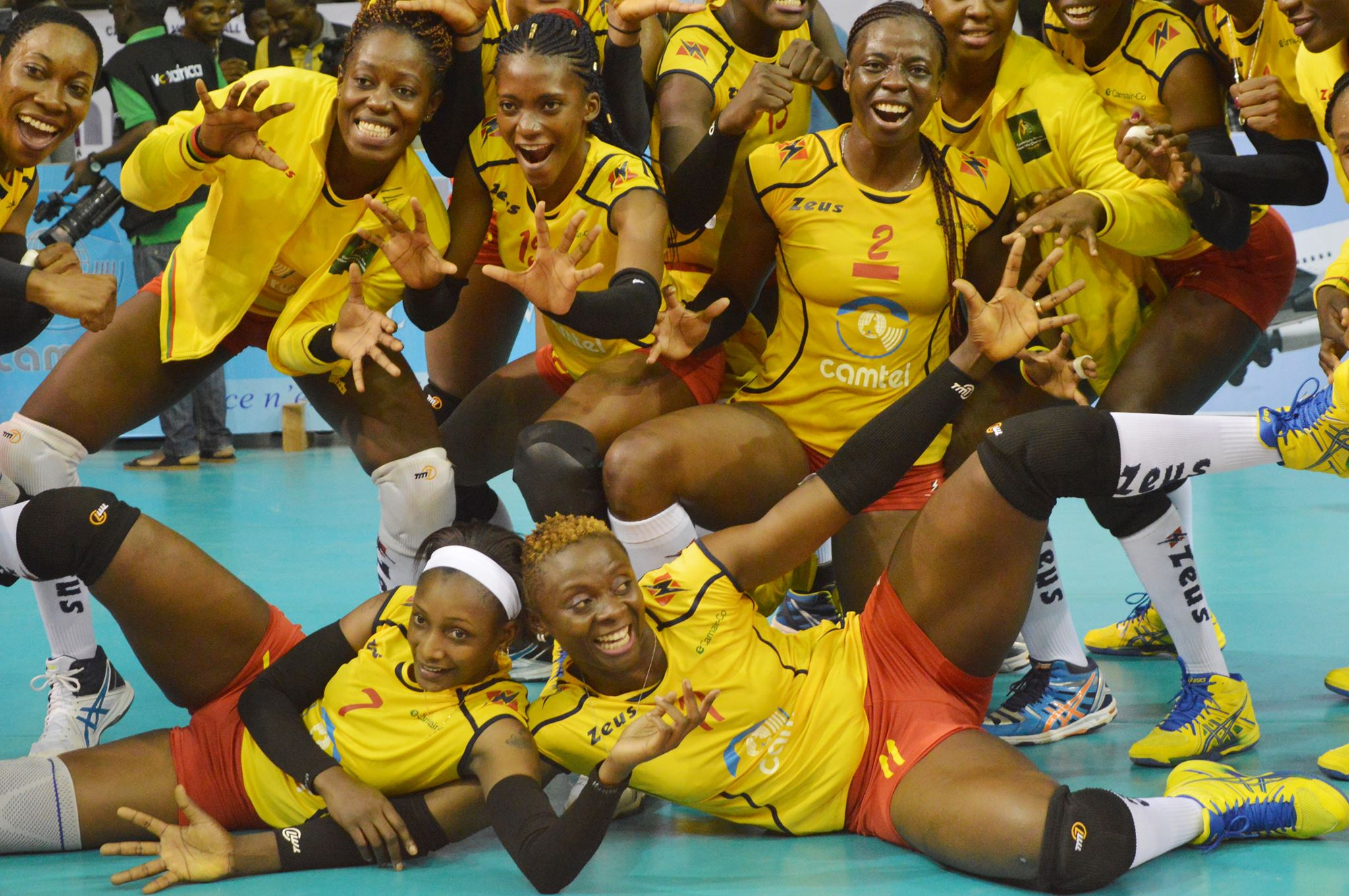 CAN Volleyball (D) 2017 : Cameroun – Kenya, une finale…