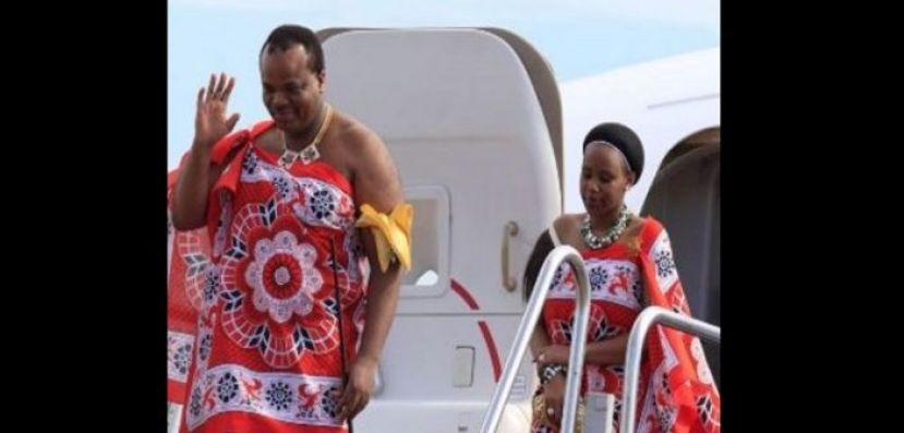 Le roi du Swaziland, Mswati III épouse une jeune fille de 19 ans comme sa 14ème femme