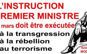 Le chef du gouvernement ordonne au DG de la CRTV…
