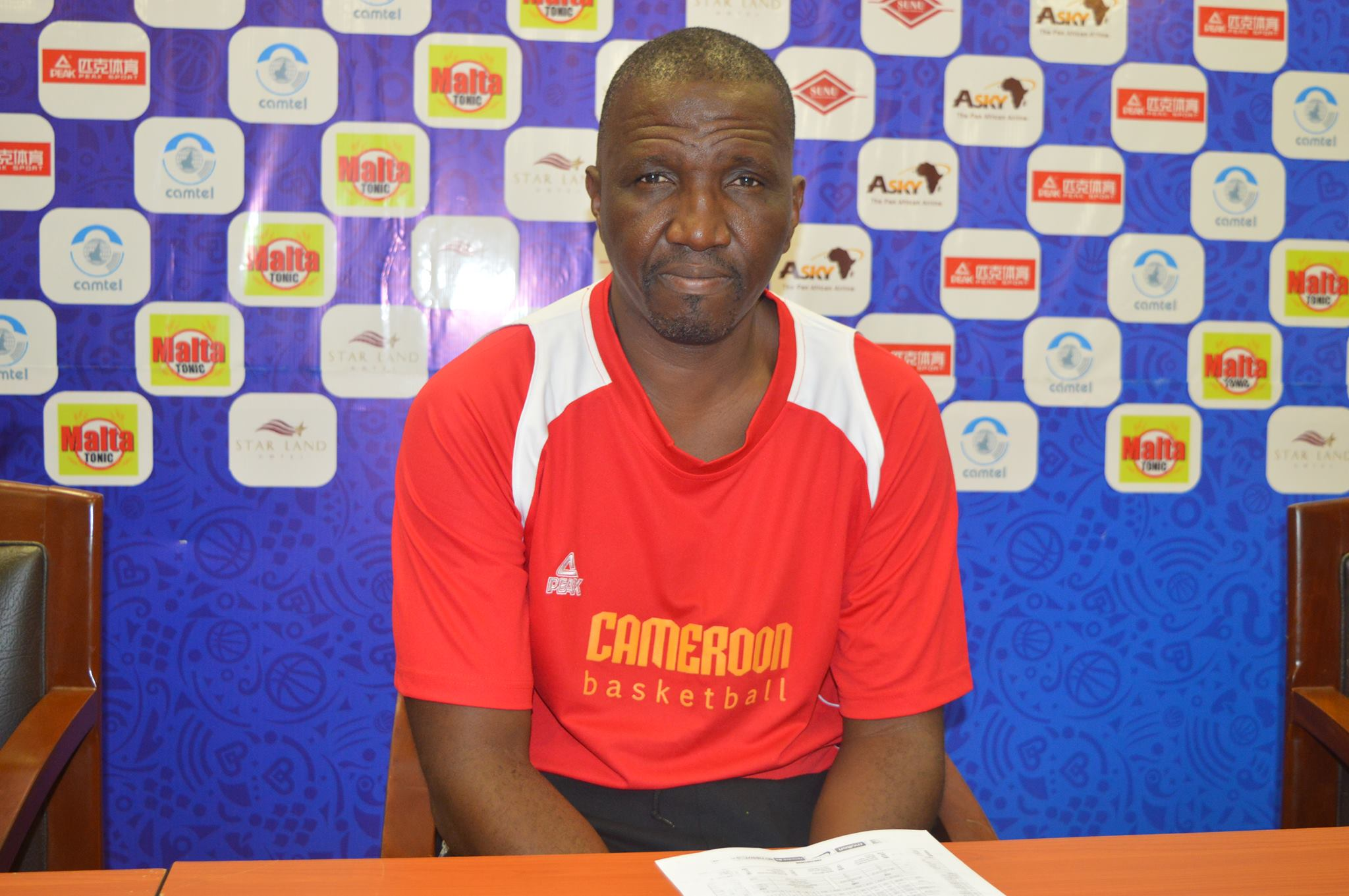 Jean Claude Ntep Ntep, coach adjoint du Cameroun : «…