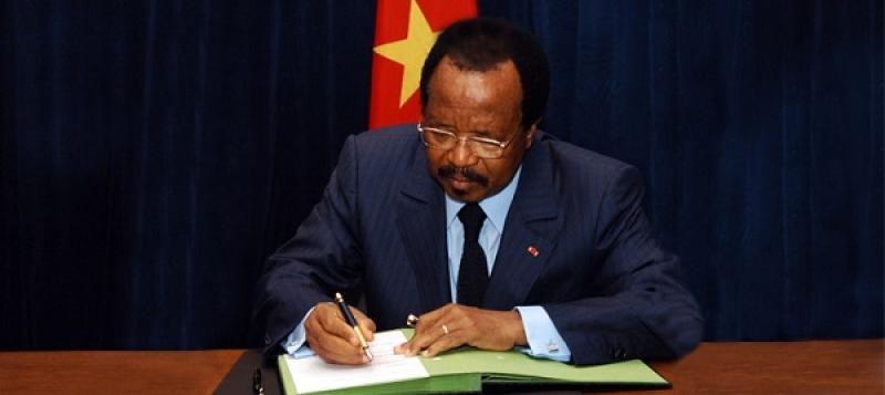 Paul Biya révoque un commissaire de Police