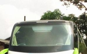 Douala : un bus de l'agence de voyage Finexs calciné