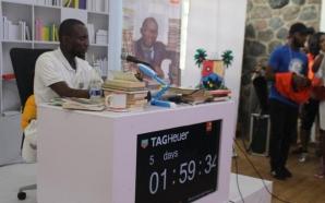 Un nigérian fait cinq jours de lecture sans interruption