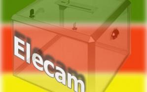 Elecam : la production des cartes d'électeurs est suspendue à…