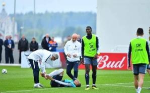 Kylian Mbappè pourrait manquer le premier match des bleus au…