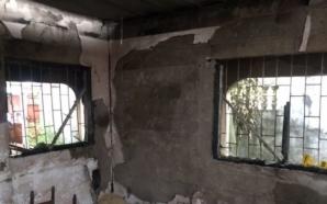 Ebolowa : les flammes consument une maison
