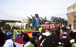Élection présidentielle : le meeting de Ndifor Frankline Afanwi a…