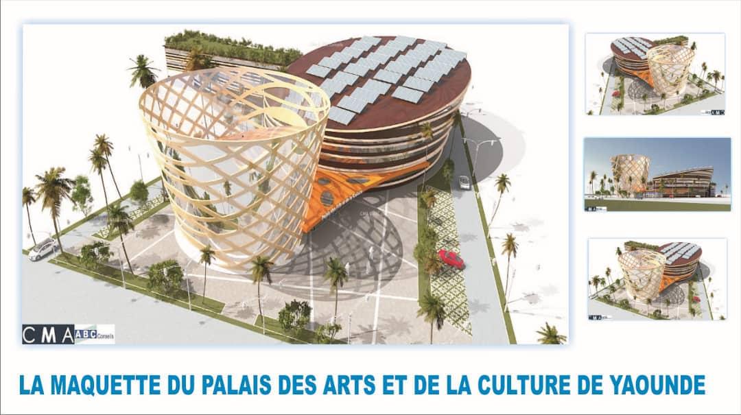 Yaoundé aura son palais des arts et de la culture…