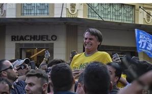 Brésil, un candidat à l'élection présidentielle a été poignardé en…