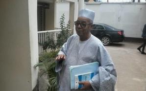 Élection présidentielle , Garga Haman Adji annonce qu'il va se…