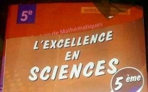 9 pages ont été retirées du livre de sciences à…