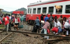 Accident ferroviaire d'Éséka (21 octobre 2016– 21 octobre 2018), deux…