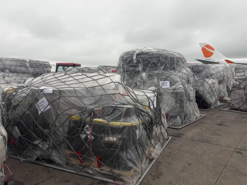 CAN 2019 : Mota-Engil attend Un second avion-cargo à Garoua