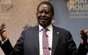Raila Odinga nommé haut-représentant de l'Union africaine !