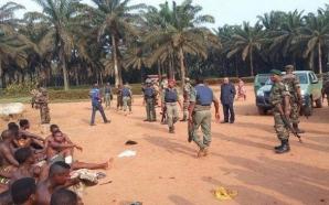 Crise anglophone , au moins 25 ambazoniens ont été tués…