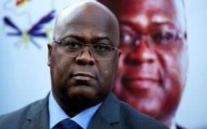 L'opposant Félix Tshisekedi est le nouveau Président de la République…