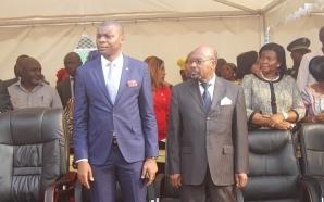 Le nouveau maire de Yaoundé 2 Yannick Ayissi a été…