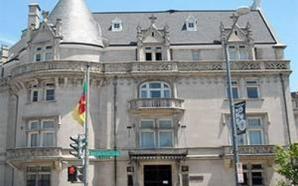 L'ambassade du Cameroun aux Etats Unis visée par un incendie