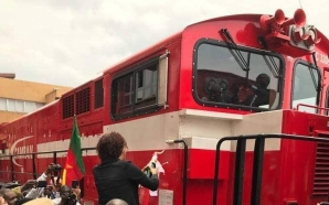 Camrail a acquis cinq nouvelles locomotives