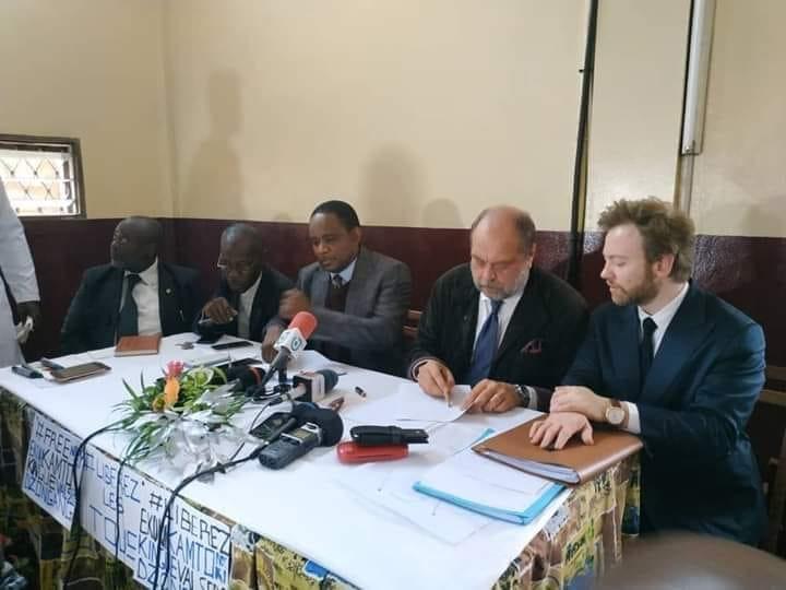 Maurice Kamto souhaite rencontrer Paul Biya