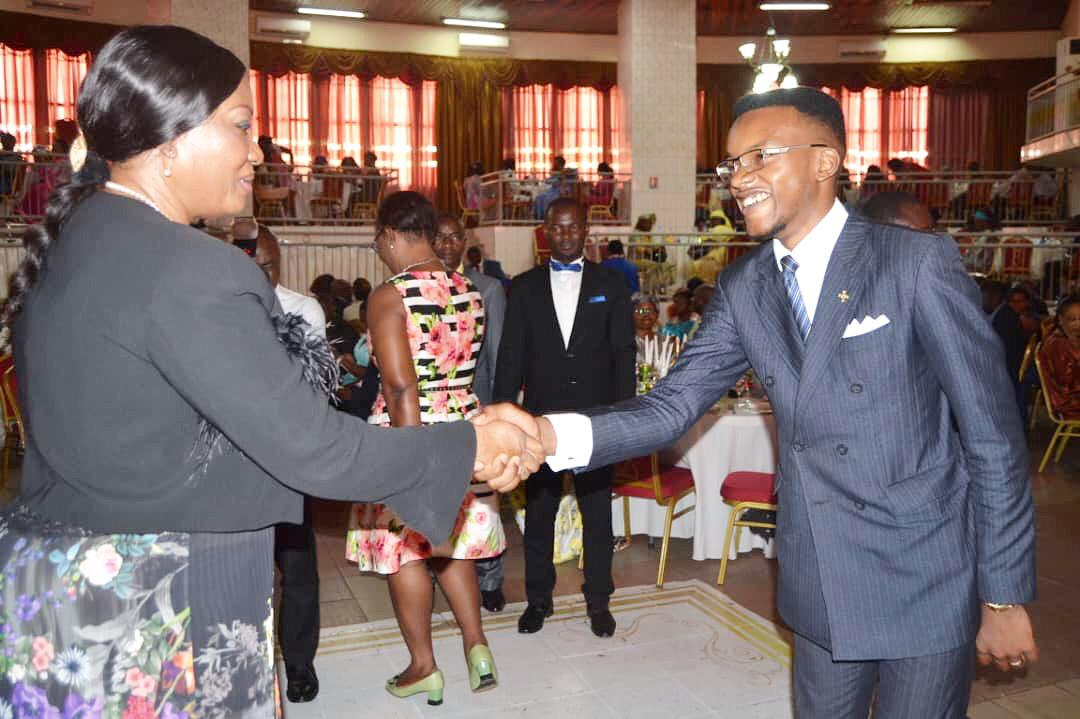Orly wambe : « J'ai grandi dans un environnement où…