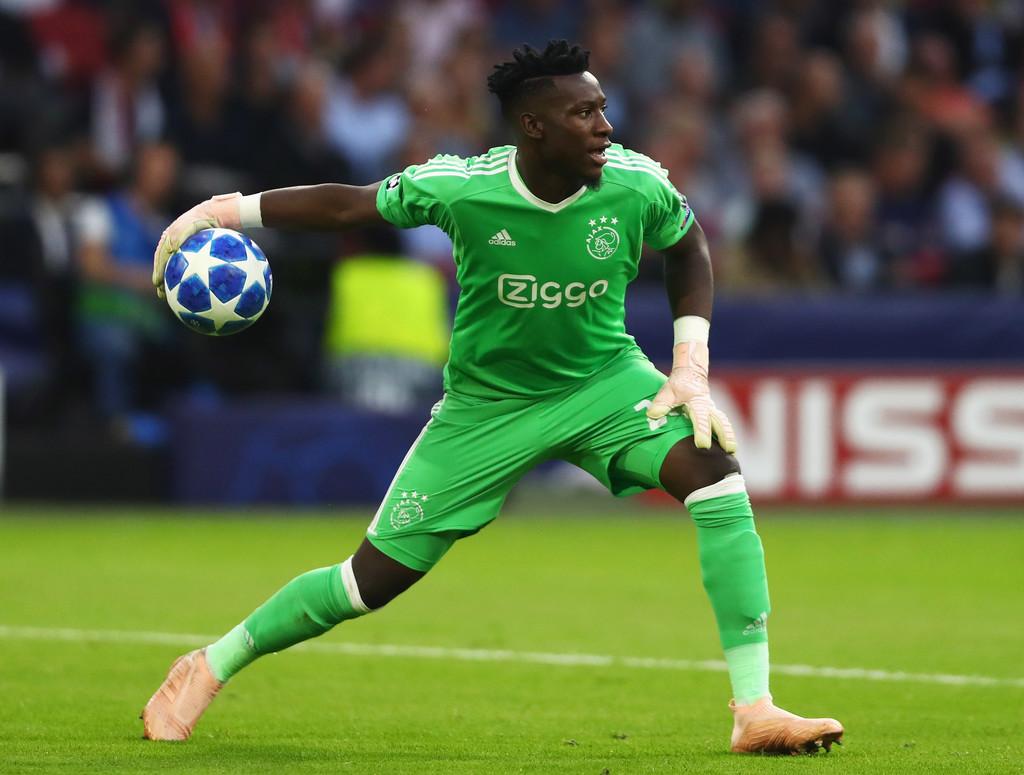 André Onana et l'Ajax s'imposent face à la Juve de…