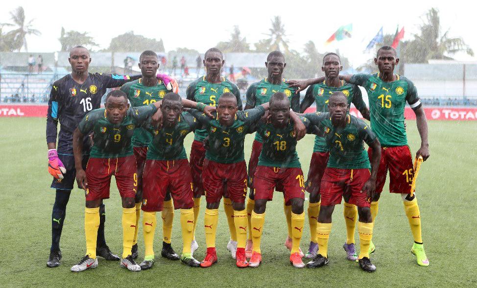 CAN U17 Tanzanie 2019 : Le Cameroun affrontera l'Angola en…