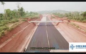 Les travaux de l'autoroute Yaoundé – Nsimalen bloqués par les…