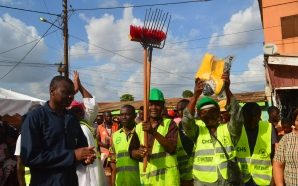 Yaoundé II : Madagascar et Nkomkana en communion avec leurs…