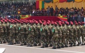 Célébration du 20 mai, l'armée congolaise invitée d'honneur