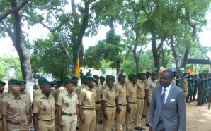 Garoua : 39 nouveaux gardiens de la biodiversité opérationnels sur…