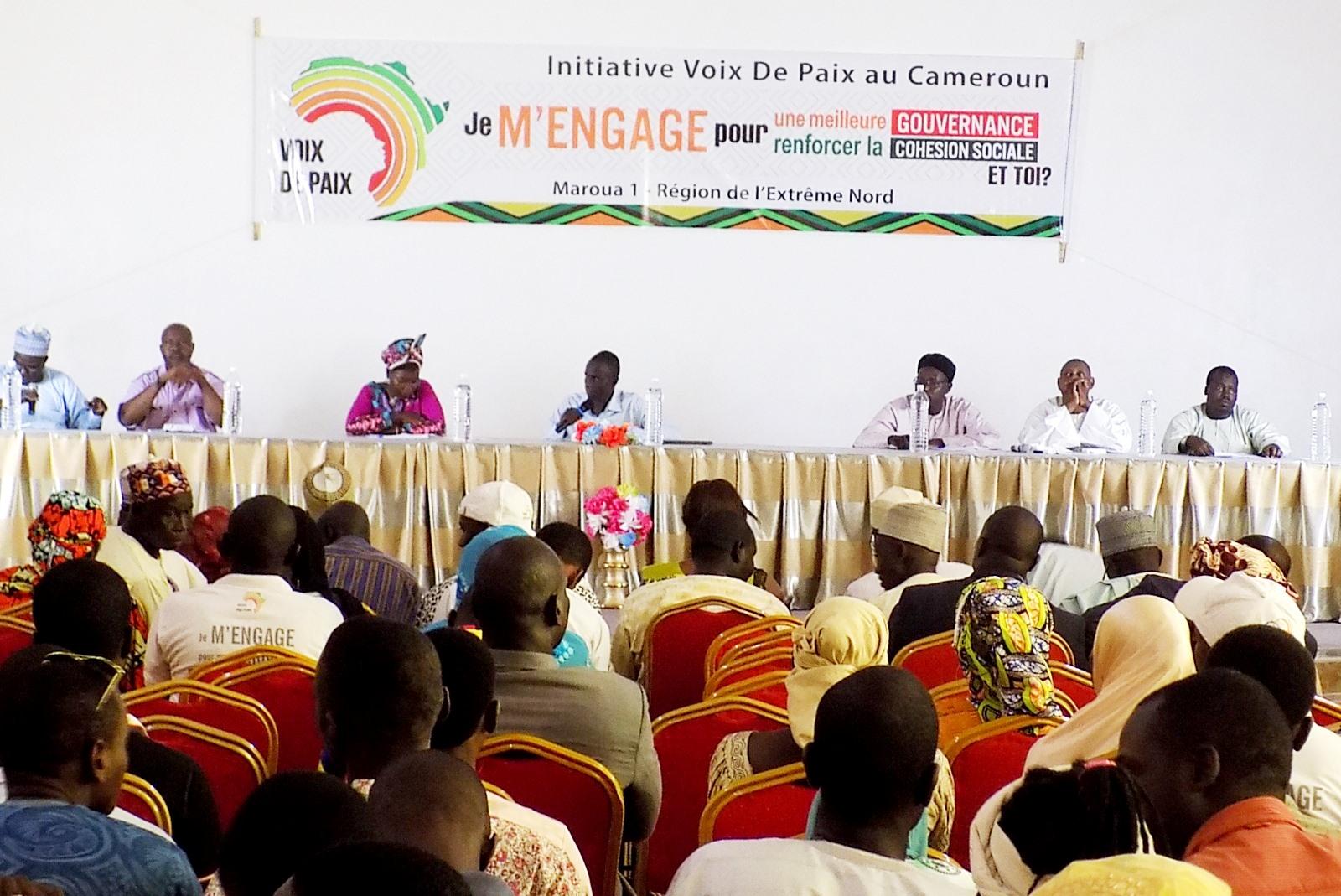 Voix de Paix promeut la bonne gouvernance dans les communes…