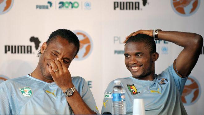 Didier Drogba à Samuel Eto'o : « L'Afrique est très…