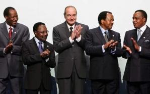 JACQUES CHIRAC : «Nous avons saigné l'Afrique pendant quatre siècles…