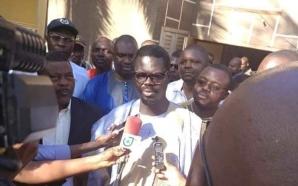 Deux ans de prison pour Mamadou Mota, premier vice-président du…