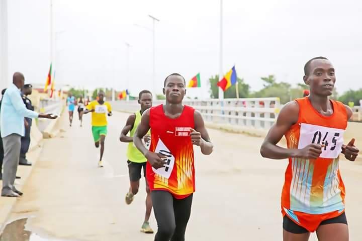 Plus de 300 athlètes au départ du semi-marathon Ndjamena Kousserie