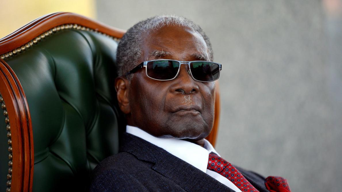 Robert Mugabe, ancien président du Zimbabwe, est mort à l'âge…