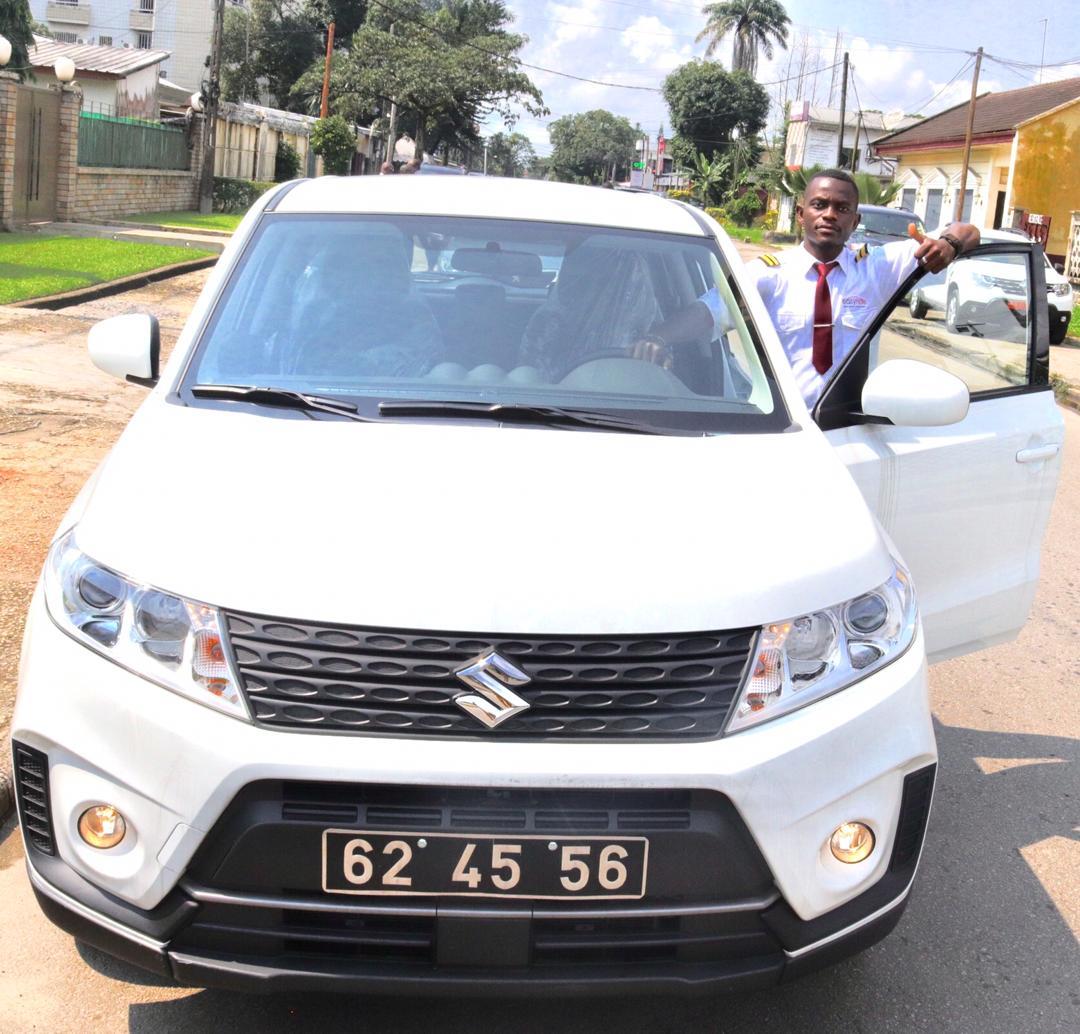 Easyride: Le transport en toute fiabilité au Cameroun
