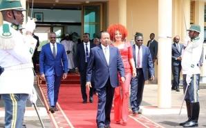 Paul Biya en France pour participer au 2ème forum sur…