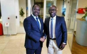 Côte d'Ivoire : Soro Guillaume et Blé Goudé se sont…