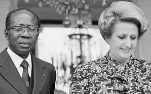 Colette Senghor, épouse de Léopold Sédar Senghor est décédée en…