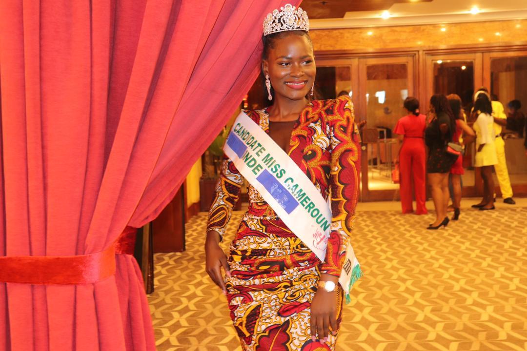 Cinthya Nguefack, La Miss Cameroun Inde à la conquête de…