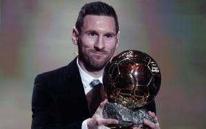 Messi remporte son sixième ballon d'Or et entre dans l'histoire