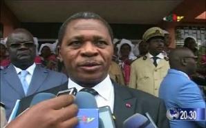 Paul Atanga Nji (à propos des réclamations en rapport avec…
