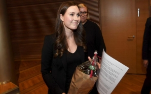 Sanna Marin, la Première ministre de Finlande, plus jeune dirigeante…