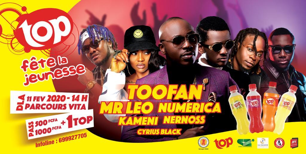 Le groupe Toofan explose le parcours vita de Douala le…