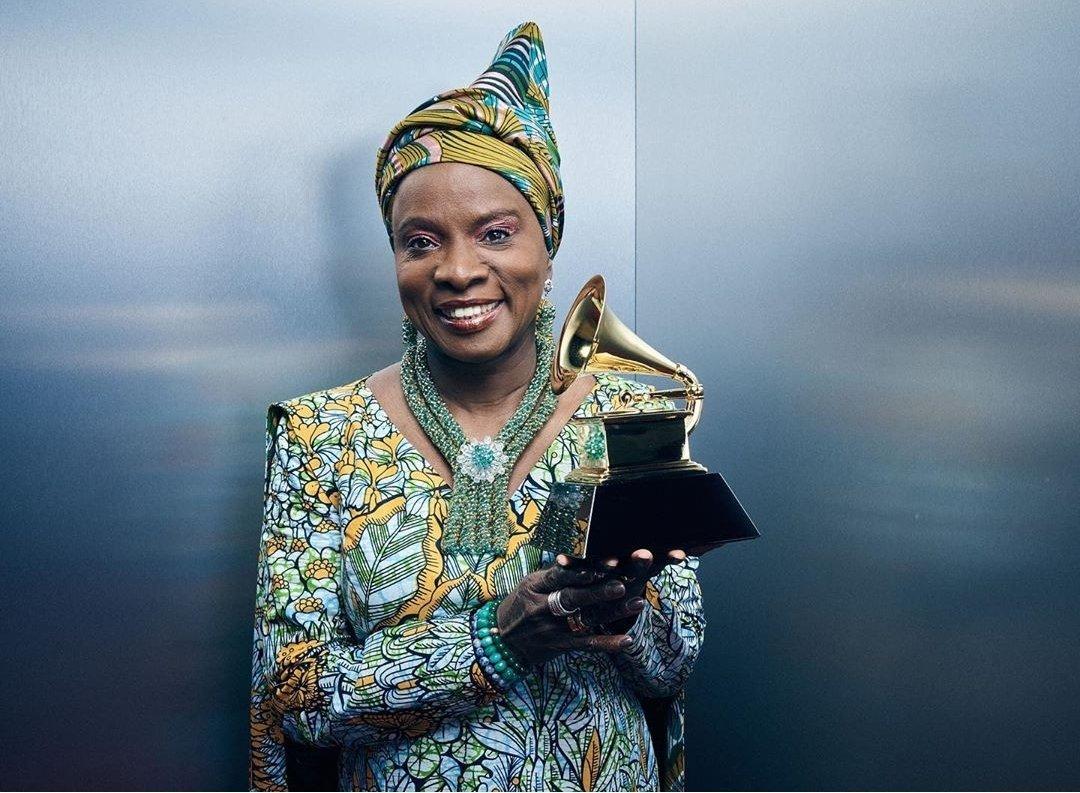 Grammy Awards: Angélique Kidjo remporte le quatrième Grammy de sa…