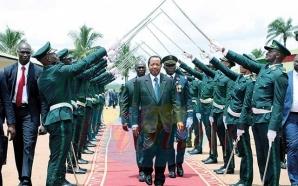 Paul Biya présidera la cérémonie marquant le triomphe de la…