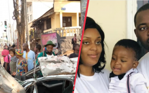 Yaoundé : Un camion décime toute une famille au quartier…